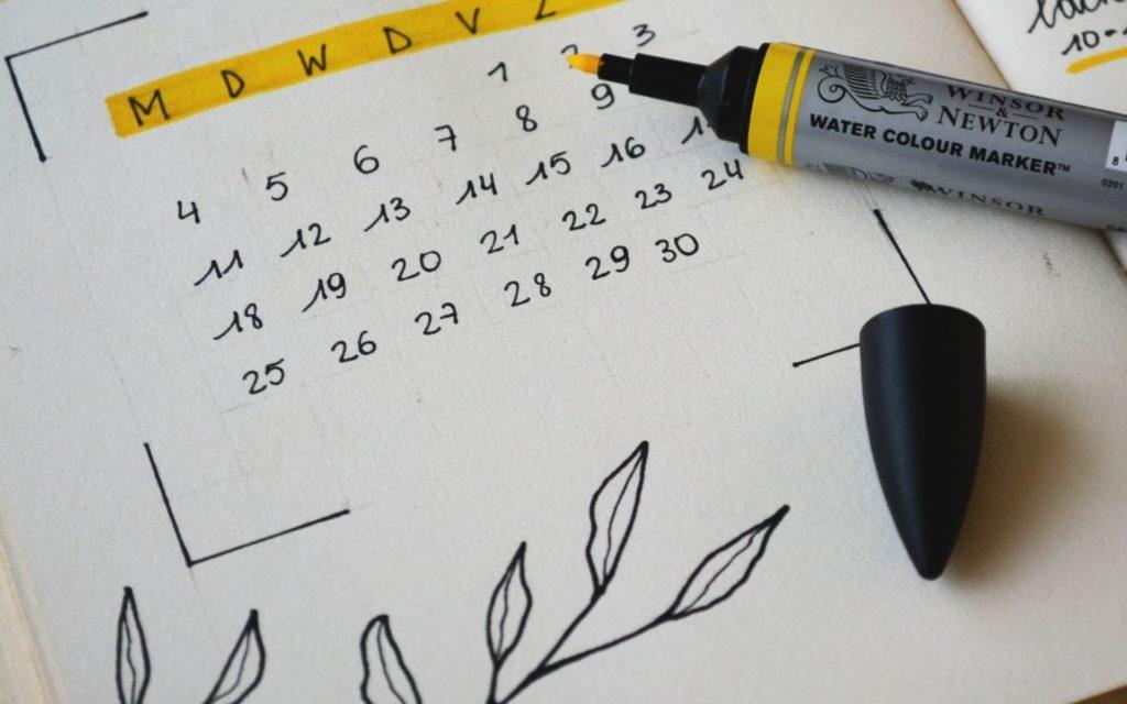 regulatory compliance calendar